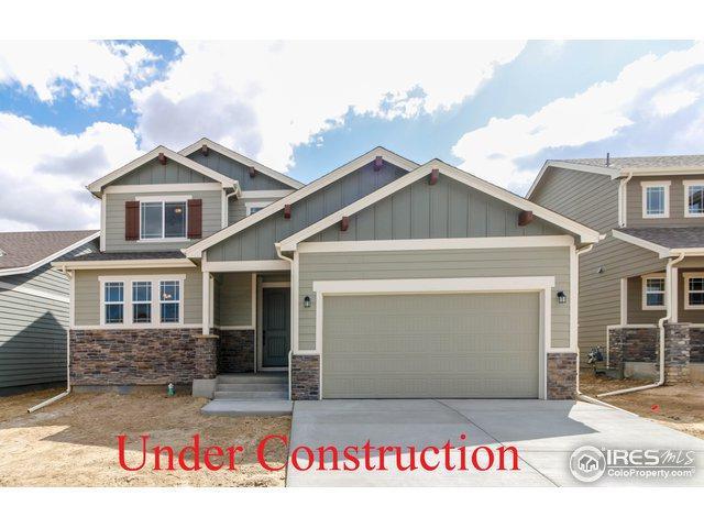5055 Prairie Lark Ln, Severance, CO 80615 (MLS #868375) :: Kittle Real Estate