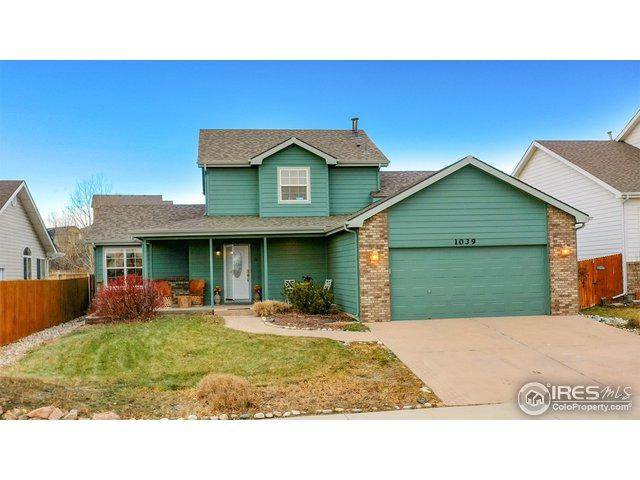 1039 Elgin Ct, Fort Collins, CO 80524 (MLS #868397) :: The Lamperes Team