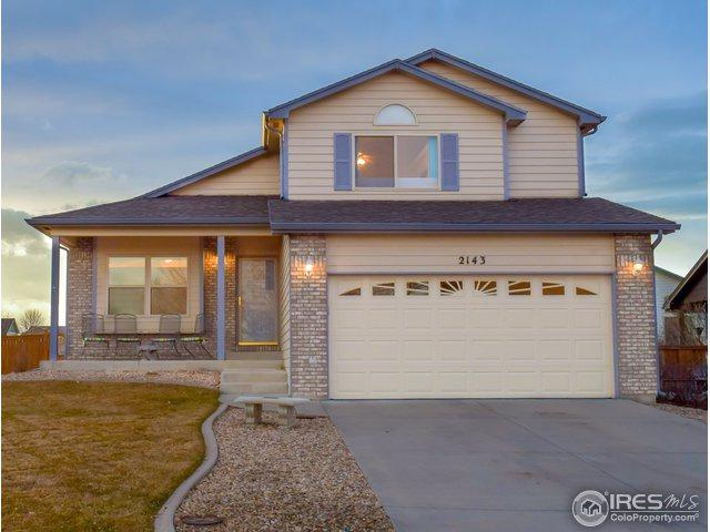 2143 72nd Ave, Greeley, CO 80634 (MLS #868401) :: The Daniels Group at Remax Alliance