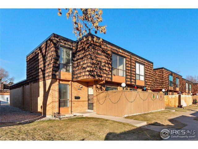 6461 Ward Rd, Arvada, CO 80004 (#868406) :: The Griffith Home Team