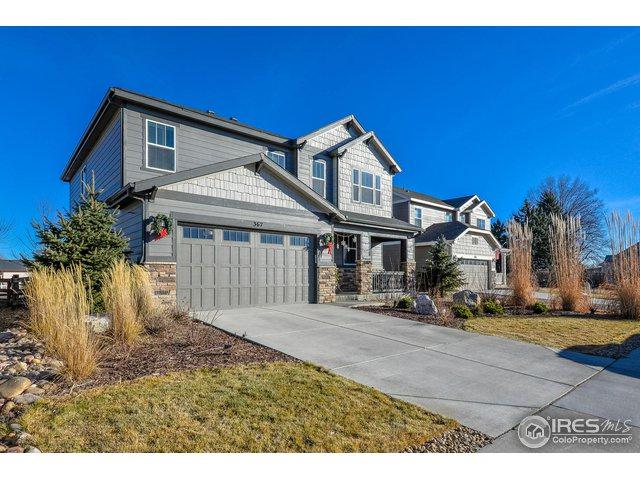 367 Mannon Dr, Windsor, CO 80550 (MLS #868412) :: The Daniels Group at Remax Alliance