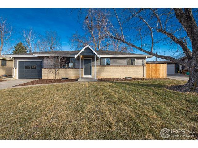 418 31st Ave, Greeley, CO 80634 (MLS #868414) :: The Daniels Group at Remax Alliance