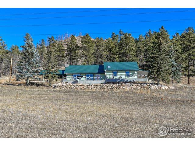 858 Stove Prairie Rd, Bellvue, CO 80512 (MLS #868429) :: Downtown Real Estate Partners