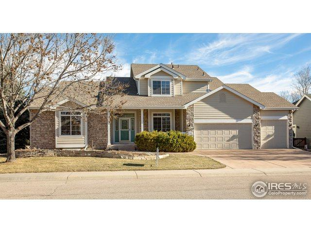 3342 Creekstone Dr, Fort Collins, CO 80525 (MLS #868453) :: The Lamperes Team