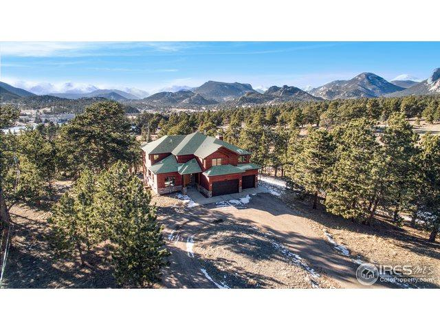 450 Lakefront St, Estes Park, CO 80517 (#868457) :: Group 46:10 - Denver