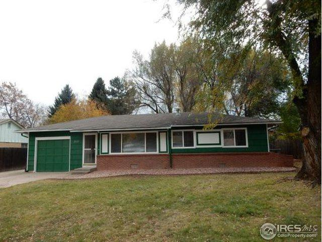 2005 W Lake St, Fort Collins, CO 80521 (MLS #868475) :: The Daniels Group at Remax Alliance