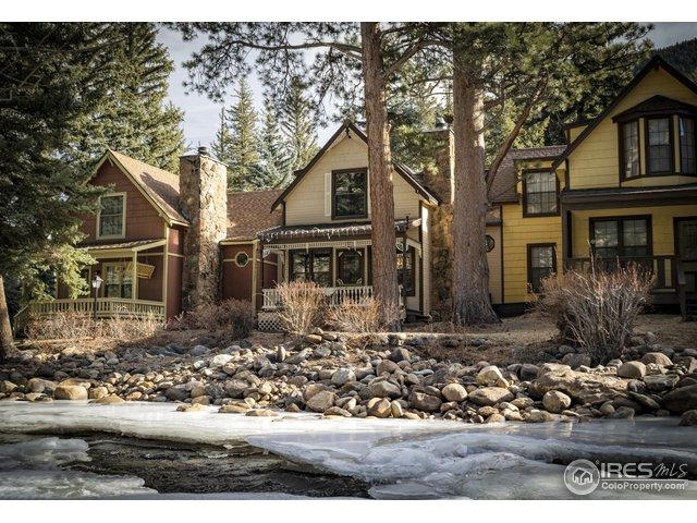 2222 Highway 66 #8, Estes Park, CO 80517 (#868480) :: The Griffith Home Team