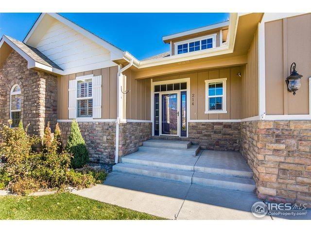 214 N 53rd Ave Ct, Greeley, CO 80634 (MLS #868504) :: The Daniels Group at Remax Alliance