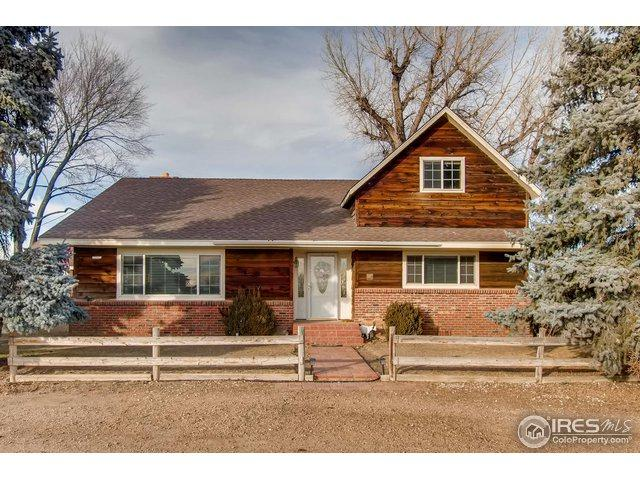 1489 County Road 32, Longmont, CO 80504 (MLS #868510) :: The Daniels Group at Remax Alliance
