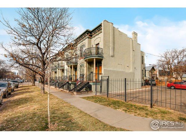 1307 E 17th Ave, Denver, CO 80218 (MLS #868520) :: Downtown Real Estate Partners