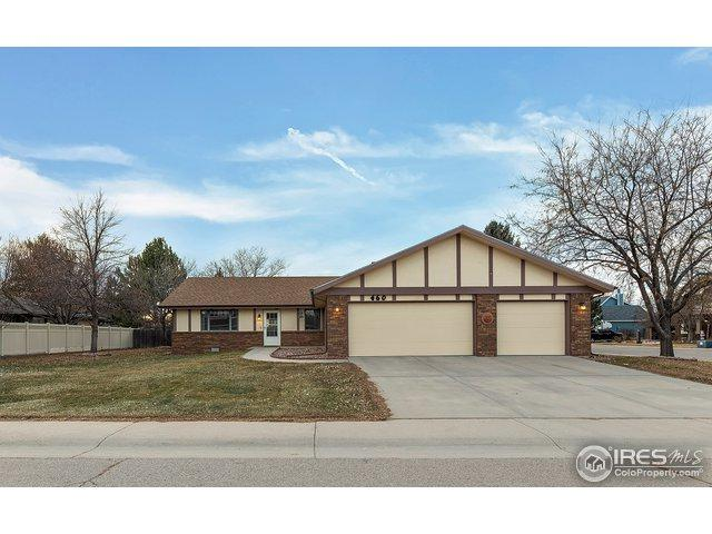 460 Cherry Ave, Eaton, CO 80615 (MLS #868550) :: 8z Real Estate