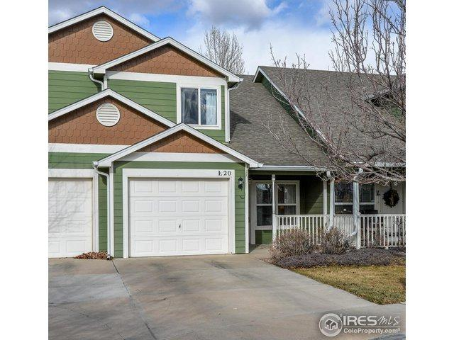 802 Waterglen Dr E20, Fort Collins, CO 80524 (MLS #868577) :: The Lamperes Team