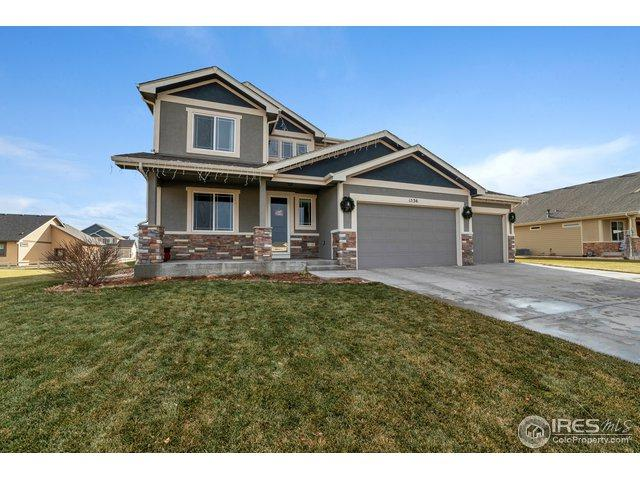 1536 Plains Dr, Eaton, CO 80615 (MLS #868626) :: Bliss Realty Group