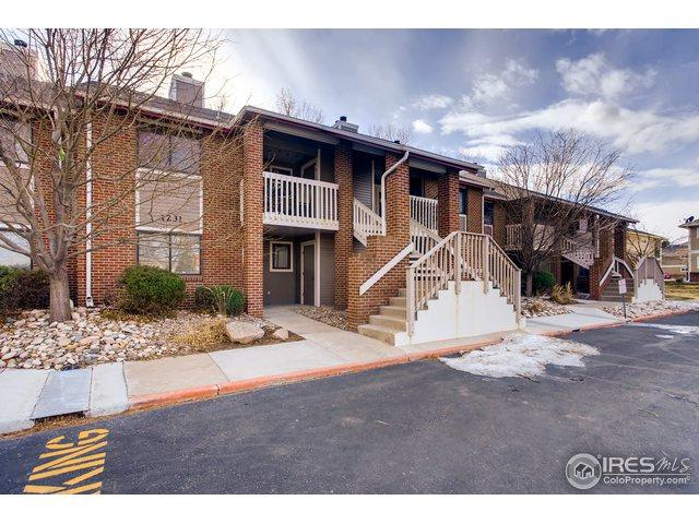 1231 W Swallow Rd #313, Fort Collins, CO 80526 (MLS #868635) :: The Lamperes Team