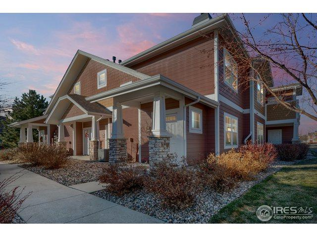 2303 Owens Ave #101, Fort Collins, CO 80528 (MLS #868665) :: Tracy's Team