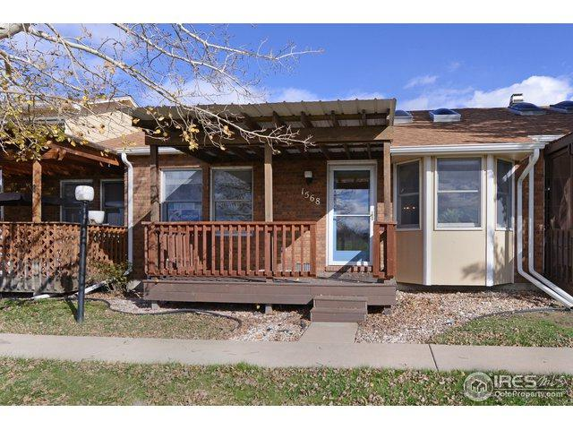 1568 W 29th St, Loveland, CO 80538 (MLS #868667) :: The Lamperes Team