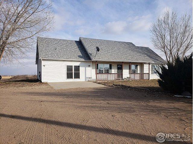 23916 County Road 55, Kersey, CO 80644 (MLS #868755) :: 8z Real Estate