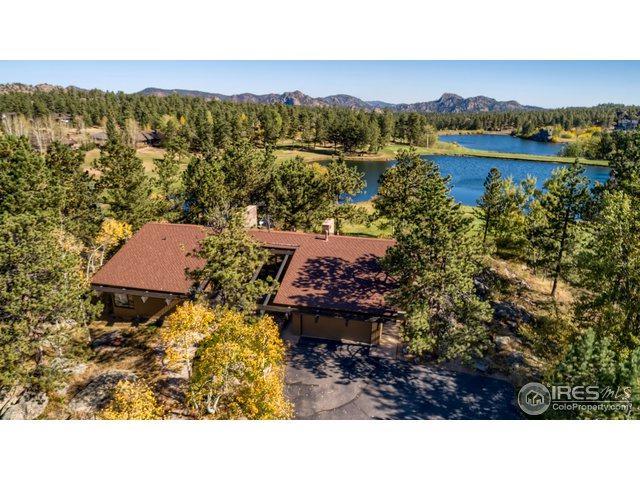 150 Lakota Ct, Red Feather Lakes, CO 80545 (MLS #868780) :: Kittle Real Estate