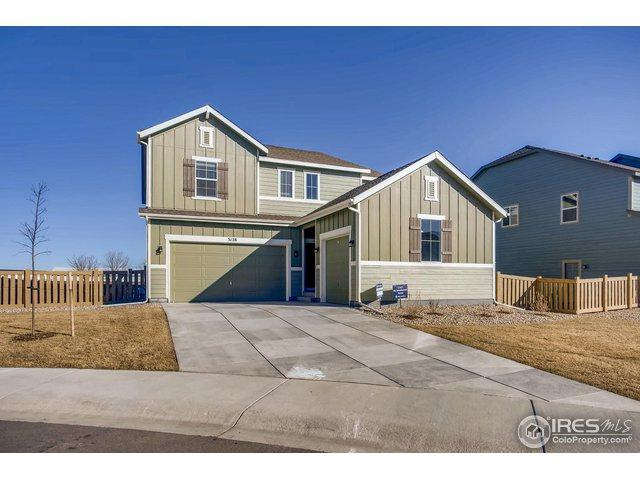 5128 Odessa Lake St, Timnath, CO 80547 (MLS #868786) :: Colorado Home Finder Realty
