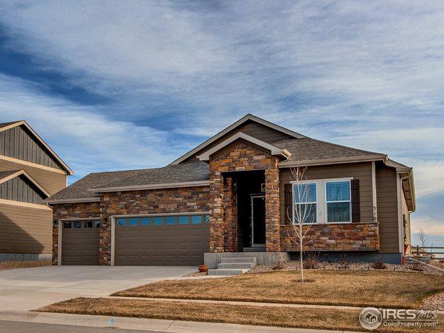 510 S 5th St, Berthoud, CO 80513 (MLS #868791) :: 8z Real Estate