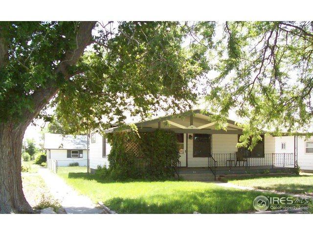 311 N Logan Ave, Fleming, CO 80728 (MLS #868947) :: 8z Real Estate