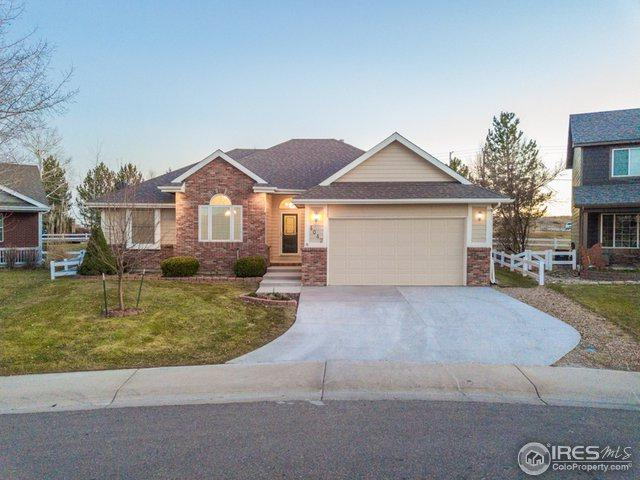 4042 Montmorency Pl, Loveland, CO 80537 (#869063) :: The Griffith Home Team