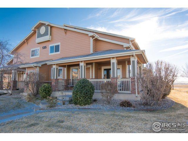 135 Carina Cir #101, Loveland, CO 80537 (MLS #869072) :: Downtown Real Estate Partners