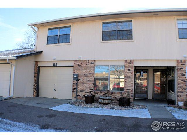 3405 W 16th St #89, Greeley, CO 80634 (MLS #869080) :: Colorado Home Finder Realty