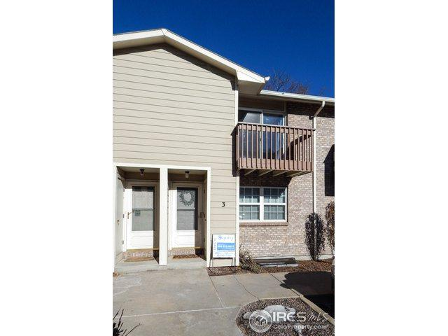 1865 Terry St #3, Longmont, CO 80501 (MLS #869090) :: Colorado Home Finder Realty