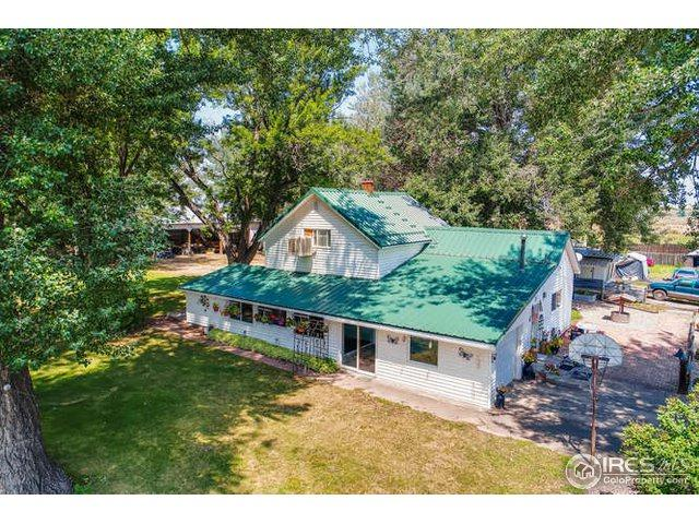 8727 E County Road 18, Johnstown, CO 80534 (MLS #869126) :: Tracy's Team