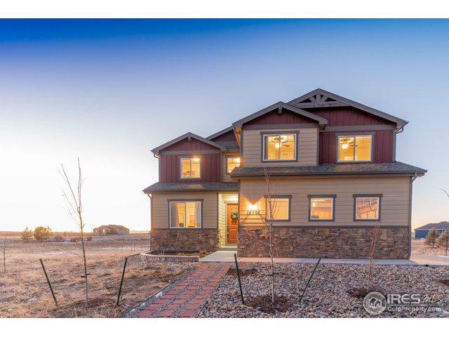 16501 Fairbanks Rd, Platteville, CO 80651 (MLS #869178) :: Bliss Realty Group