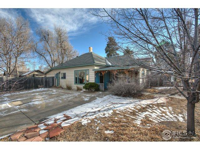 434 N Sherwood St, Fort Collins, CO 80521 (MLS #869185) :: Downtown Real Estate Partners