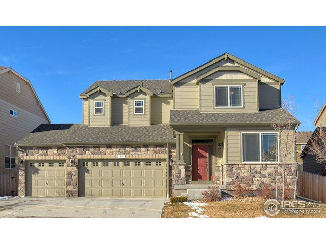 60 Stewart Way, Erie, CO 80516 (MLS #869207) :: 8z Real Estate