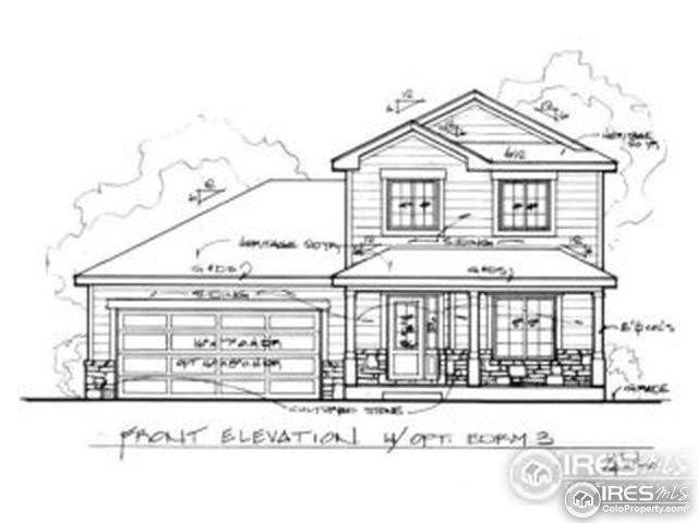 2321 73rd Ave Pl, Greeley, CO 80634 (#869224) :: The Griffith Home Team