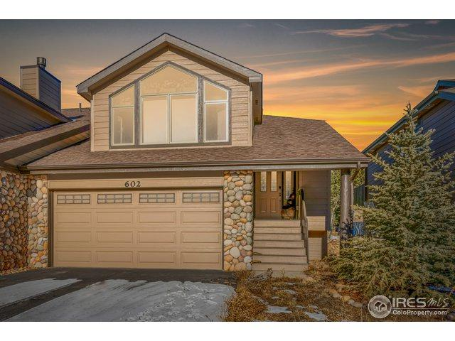 602 Park River Pl, Estes Park, CO 80517 (MLS #869236) :: Downtown Real Estate Partners