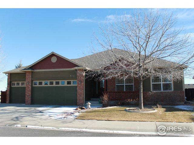 2174 Nucla Ave, Loveland, CO 80538 (MLS #869263) :: Downtown Real Estate Partners