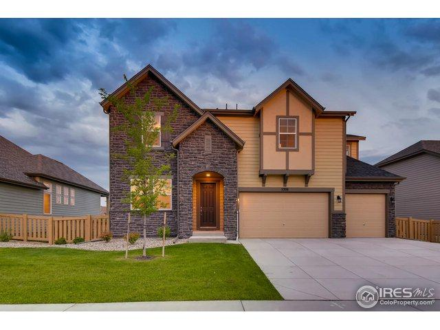 5398 Hallowell Park Dr, Timnath, CO 80547 (MLS #869268) :: 8z Real Estate