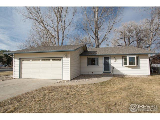 3109 Guinivere Ct, Fort Collins, CO 80525 (MLS #869279) :: The Lamperes Team