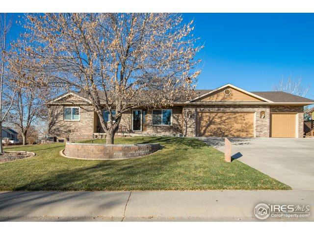 919 N 7th Pl, Johnstown, CO 80534 (MLS #869294) :: Downtown Real Estate Partners