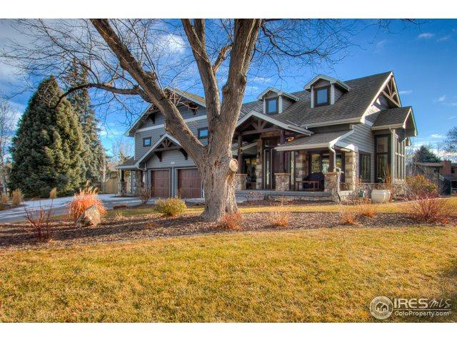 1421 Rollingwood Ln, Fort Collins, CO 80525 (MLS #869325) :: Sarah Tyler Homes