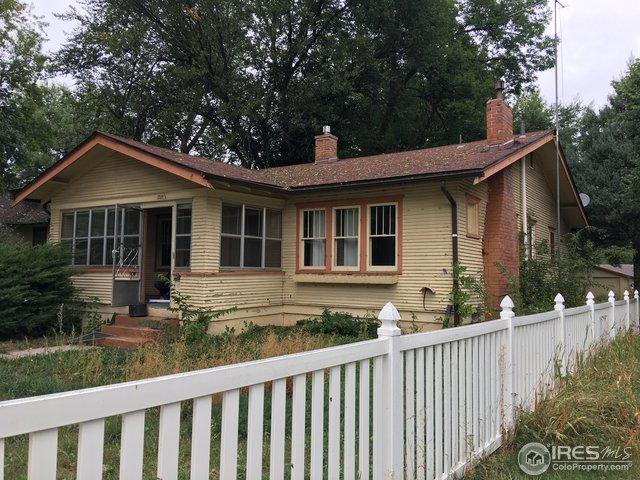 1516 W Oak St, Fort Collins, CO 80521 (MLS #869328) :: 8z Real Estate