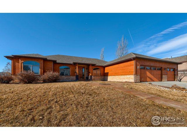 8363 Stay Sail Dr, Windsor, CO 80528 (MLS #869341) :: The Lamperes Team