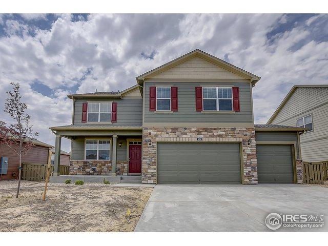 412 Harrow St, Severance, CO 80550 (MLS #869343) :: Kittle Real Estate