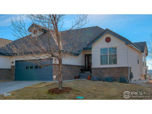 2023 Heritage Pl, Erie, CO 80516 (MLS #869345) :: Downtown Real Estate Partners