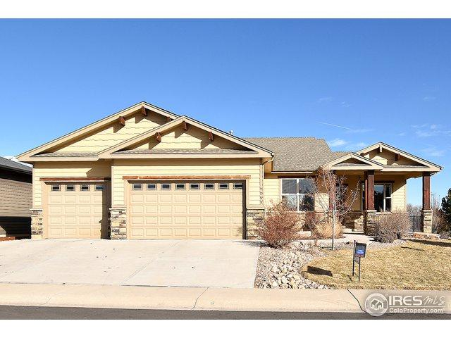 7258 Spanish Bay Dr, Windsor, CO 80550 (#869363) :: The Griffith Home Team