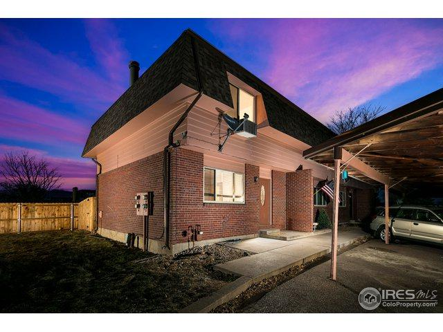 821 37th Ave, Greeley, CO 80634 (MLS #869380) :: Tracy's Team