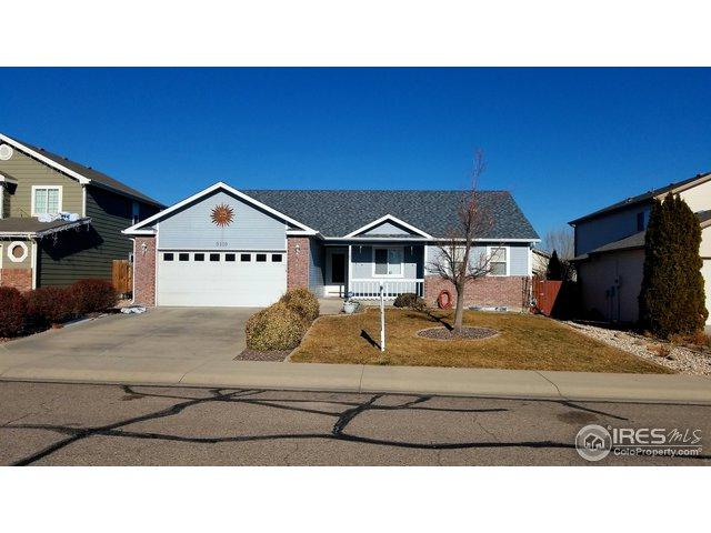 5105 W 2nd St, Greeley, CO 80634 (MLS #869430) :: 8z Real Estate