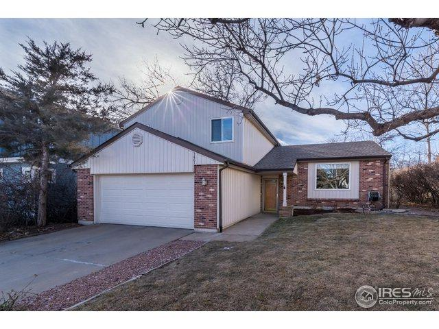 1461 Monroe Pl, Louisville, CO 80027 (MLS #869444) :: Tracy's Team