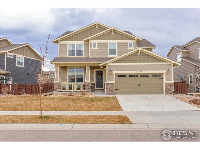 6772 Flintlock Rd, Timnath, CO 80547 (MLS #869471) :: Kittle Real Estate