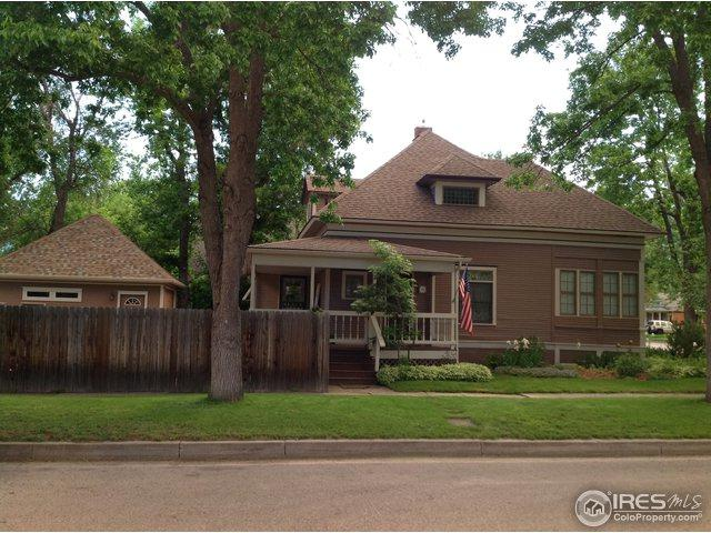 801 Laporte Ave, Fort Collins, CO 80521 (#869532) :: The Griffith Home Team